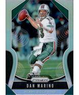 Dan Marino 2019 Panini Prizm Silver Card #265 - $30.00