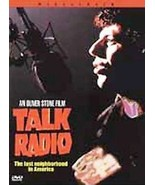 DVD Oliver Stone's Talk Radio Alec Baldwin Widescreen Dolby Single Layer... - $4.99