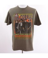 OK Corral Tombstone Arizona Brown Graphic T Shirt Mens Sz L - $26.03