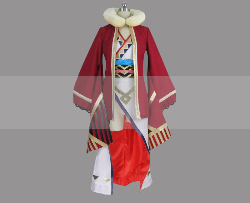 Fire emblem heroes camilla happy new year cosplay costume for sale
