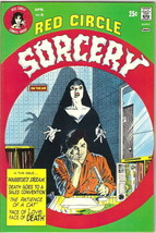 Red Circle Sorcery Comic Book #6, Archie 1974 VERY FINE+ - $13.54