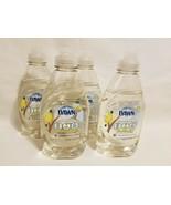 4 Dawn Ultra Pure Essentials Lemon Essence Scent Dish Liquid 7oz Ea Dish... - $19.99