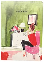 Eccolo 6 x 8 Inches Style Journal in Faux Leather (Breakfast Journal) - $11.88