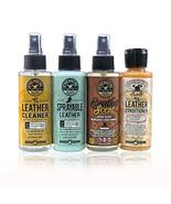 Chemical Guys HO_L117 Leather Lovers Sample Kit (4 Items) - $49.95