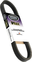 Carlisle MAX1109M3 Snowmobile/ATV Ultimax Max Drive Belt 1 3/8in. x 46 7/16in. - $56.06