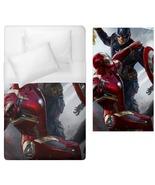 iron man avengers captain america Duvet Cover  - $70.00+