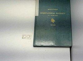Combinatorial Topology, Volume 2: the Betti Groups [Hardcover] Akeksandr... - $14.65