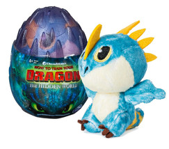 "2How To Train Your Dragon The Hidden World Baby Stormfly Dragon 3"" Plush... - $12.88"