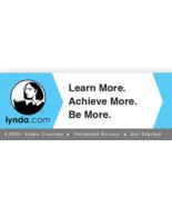 Lynda Unlimited Access LifeTime Account - $99.50