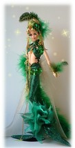 Customized mermaid doll ooak collector doll by DOLLOCITY - $145.00