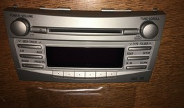 NEW Replacement Faceplate For CD Radio - Toyota Camry Face plate Id Code... - $8.59