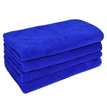 "Ultra Plush Thick Microfiber Car Wash Drying Towels - 15.7"" x 24"" - 450 ... - $14.74"