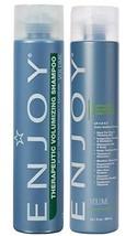 Enjoy Therapeutic Volumizing Shampoo and Conditioner 10.1 oz Duo Set - $49.49