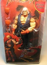 Street Fighter IV Survival Mode NECA Player Select Action Figure Ken - $33.85