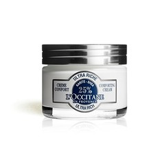 L'Occitane Ultra-Rich 25% Shea Butter Face Cream for Dry to Very Dry Ski... - $41.97