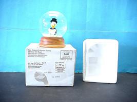 Scrooge Mc Duck Disney Crystal Snow Globe by Ne... - $13.36