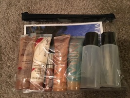 Mary Kay Sun Travel Size Red Tea & Fig Bath & Body Kit - $14.00