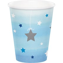 One Little Star Boy 9 Oz. Paper Cup/Case of 96 - $41.65