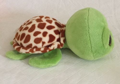 MINT with MINT TAG TY BEANIE BOOS BOO/'S ZIPPY the TURTLE