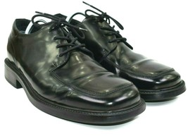Bostonian Strada Men's Black Patent Leather Dress Shoes Made in Italy Sz... - $32.87