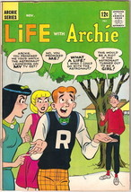 Life With Archie Comic Book #24, Archie 1963 FINE- - $14.03