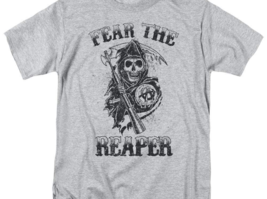 Sons of Anarchy Fear the Reaper Motorcycle Club graphic t-shirt SOA124 image 2
