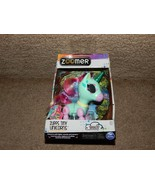 New! Zooner Zupps Tiny Light-Up Horn Unicorns Figure Breeze 4+ Free Ship... - $15.83