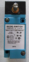 Honeywell Micro Switch LSR1A Heavy Duty Limit Switch - $102.99