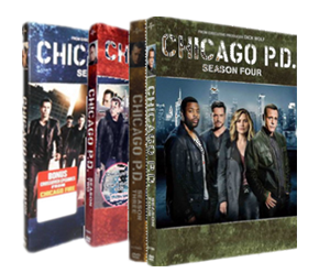 Chicago P.D. The Complete Season 1-4 1.2.3.4 DVD Box Set 21 Disc Free Shipping