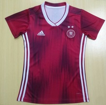 Women's World Cup 2019 FIFA Germany WMNS Soccer Jersey - Red - €44,35 EUR
