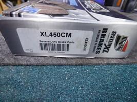 Mighty XL450CM Duty Brake Pads System XL image 2