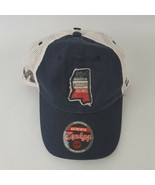 University Of Mississippi Zephyr Trucker Hat Patch Ole Miss - $28.04
