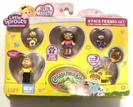 Cabbage Patch Kids Little Sprouts 8 pack Friends Sets (Sets Vary) - $11.76