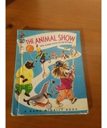 Tip-Top Elf Book The Animal Show And Other Peter Patter Rhymes 1965 - $4.46