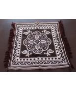 Prayer Or Meditation mat , Cotton Pooja aasan,Aasan for Puja Ritual FV-0... - $14.84