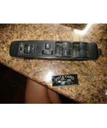 98-02 TOYOTA 4RUNNER MASTER WINDOW CONTROL SWITCH 74232-35040 BLACK YOTA... - $54.45