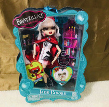 Bratzillaz Jade J' Adore Glam Gets Wicked Collectible Doll - $118.80