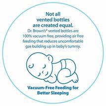 Dr. Brown's Baby Bottle Newborn Feeding Set, Includes 5 Bottles image 3