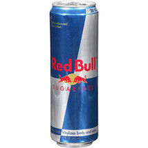Red Bull Sugar Free Energy Drink, 20 oz      (W3488) - $8.14