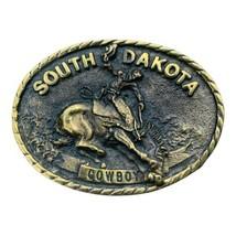 South Dakota 181 Heritage Mint Solid Brass Belt Buckle - $39.59