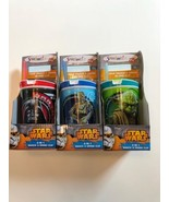 Snackeez STAR WARS Snack & Drink Flip Top Cup -Your Choice of Character - $8.99