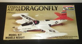 Cessna Dragonfly A-37 A/B SEALED Model 1/72 Scale Minicraft Hasegawa #1036 - $19.39