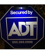 SOLAR LIGHT to ILLUMINATE Security Yard Signs      **** BRAND NEW IN BOX... - $9.99