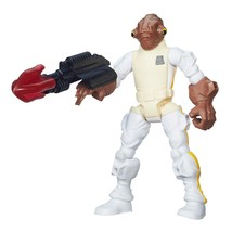 Star Wars Hero Mashers Episode Vi Admiral Akbar Toy Collectible - GREAT ... - $5.52