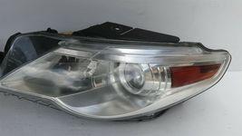 09-12 VW Volkswagen CC Xenon HID AFS Headlight Head Lights Matching Set L&R  image 9