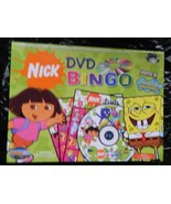 Nick DVD Bingo Hosted by Spongebob Squarepants Game-Complete - $28.00