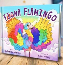 Fiona Flamingo Book - Brand New Hard Cover - Free Shipping! - $19.95