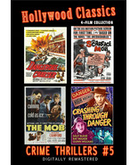 Crime Thrillers - Four Films Collection - Vol. 5 - $25.72