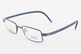 Adidas A1 40 6060 LiteFit Blue Eyeglasses AD001 406060 47mm KIDS - $68.11