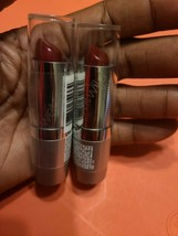 2 Wet N Wild Silk Finish Lipstick ~ Just Garnet 552A ~ Sealed - $9.85